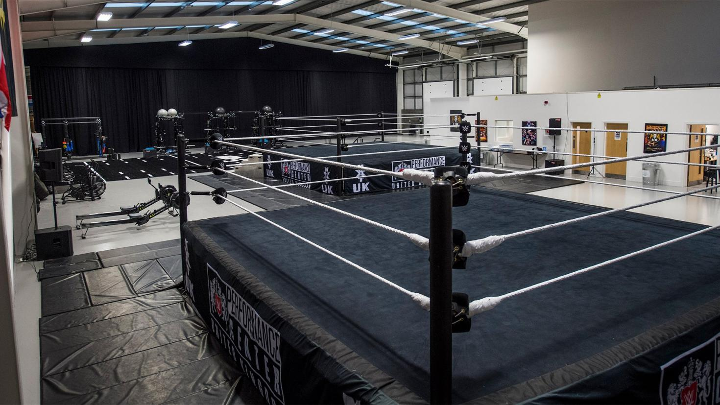You can now train to be a WWE wrestler in London