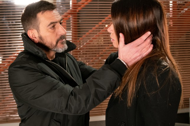 Carla tells Peter he still loves her in Coronation Street