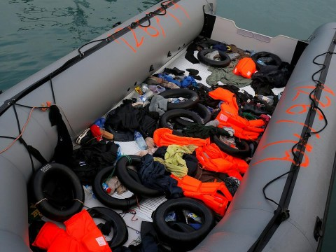 Up to 117 migrants feared drowned after dinghy capsized in Mediterranean
