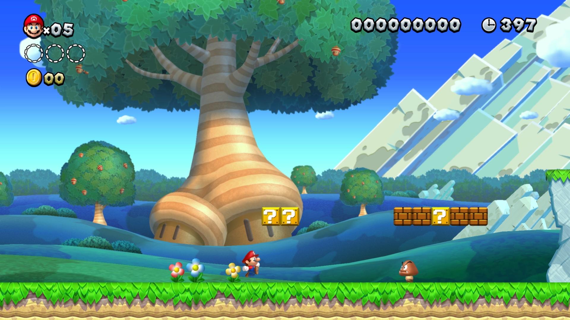 New Super Mario Bros. U Deluxe (NS) - all very familiar