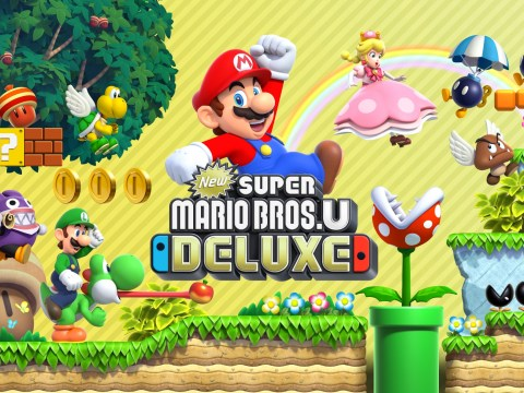 New Super Mario Bros. U Deluxe review – Mario by numbers