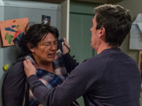 Emmerdale spoilers: Cain Dingle lashes out at Moira in aggressive showdown