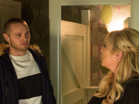 Eastenders spoilers: Keanu Taylor drops a bombshell on Sharon Mitchell tonight