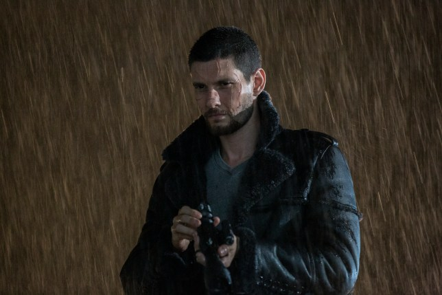 Netflix show The Punisher
