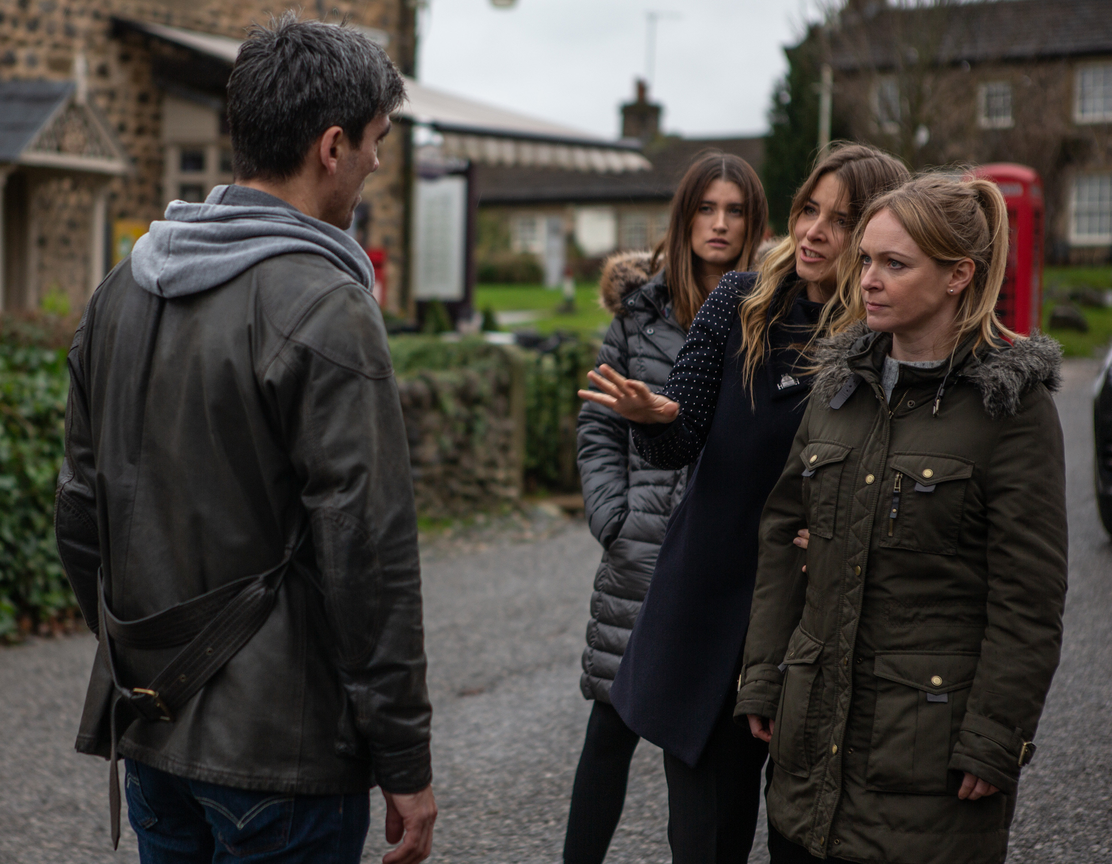 Emmerdale spoilers: Emma Atkins reflects on whether Vanessa or Cain is Charity's soulmate