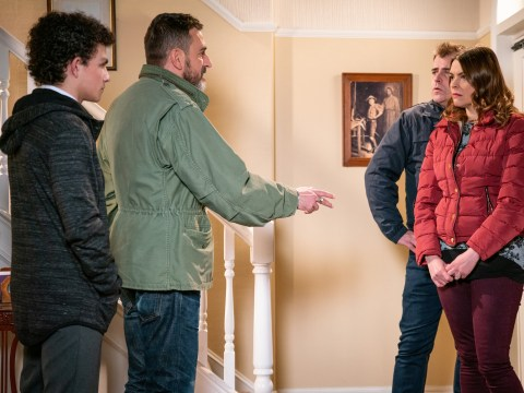 Coronation street spoilers: Simon Barlow is accused in Amy pregnancy story
