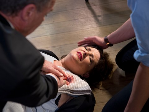 Neighbours spoilers: Terese Willis dies in dramatic shoot out saving Leo?