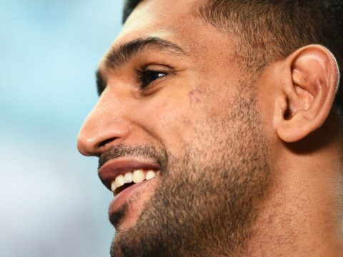 Amir Khan confirms fight announcement to be made soon