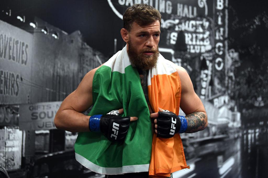 Conor McGregor demands fight against recent Floyd Mayweather opponent Tenshin Nasukawa