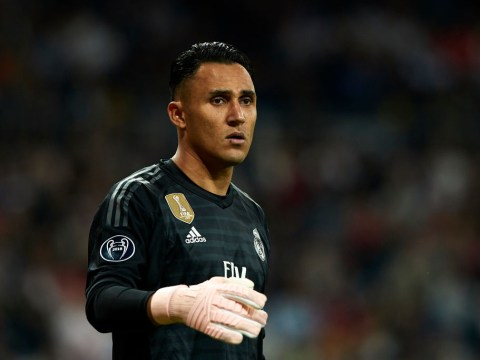Arsenal reportedly lodge £14m bid for Keylor Navas as Real Madrid keeper posts farewell message