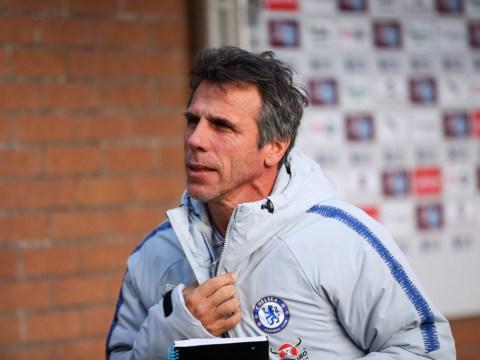 Alvaro Morata is suffering from a confidence crisis, admits Gianfranco Zola