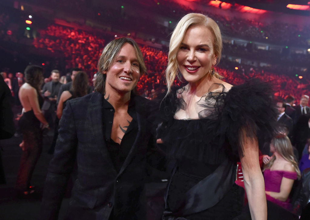 Nicole Kidman describes the moment she knew Keith Urban was the one