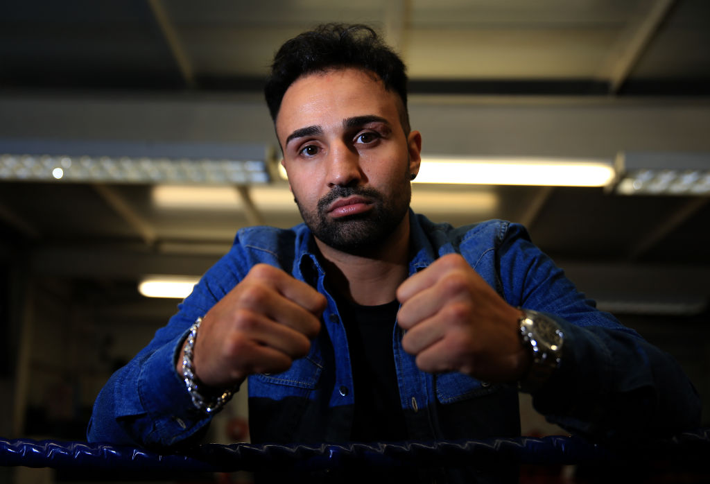 Paulie Malignaggi insists he is NOT in talks to fight Conor McGregor
