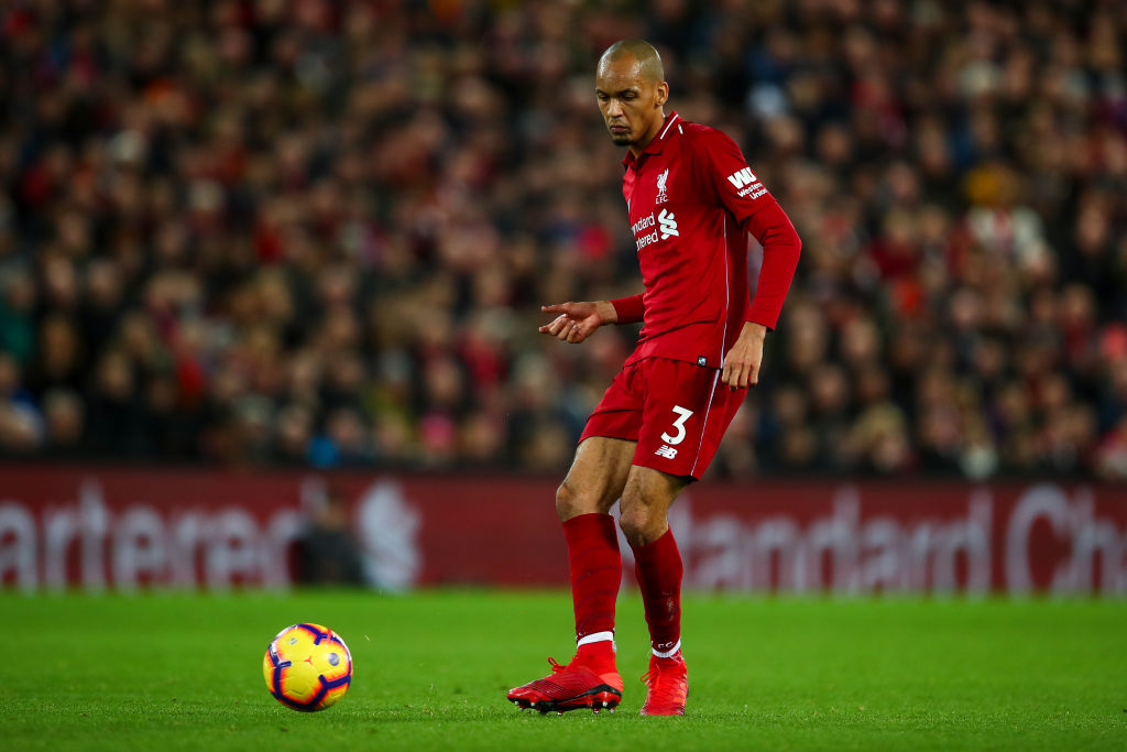 Fabinho confirms PSG interest before his Liverpool switch from Monaco