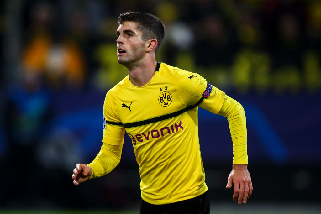 Christian Pulisic speaks out on the £57.6m fee Chelsea paid for him