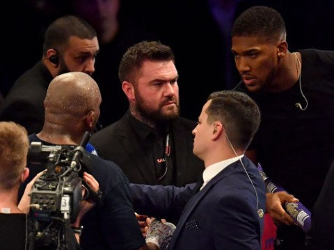 Dillian Whyte reveals rumour Anthony Joshua's next fight is against Jarrell Miller in New York