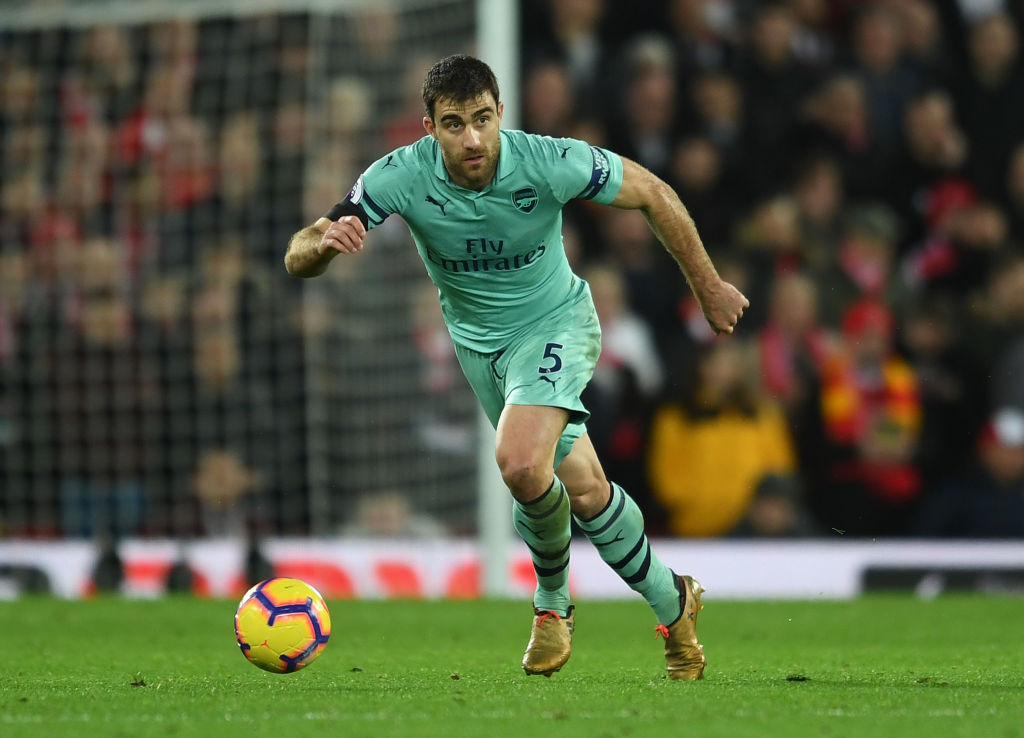Arsenal's Sokratis Papastathopoulos issues rallying cry ahead of must-win game against Chelsea