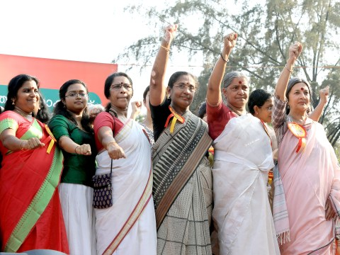 In Kerala, the only thing that needs purification is a culture that oppresses its women