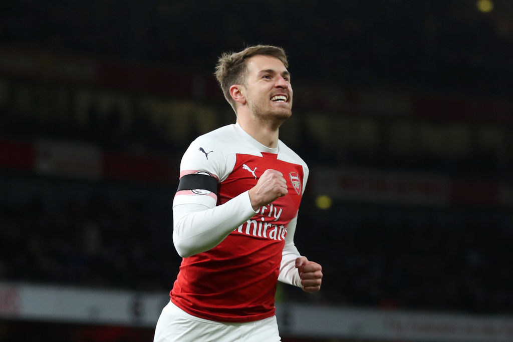 Emre Can insists 'champion' Aaron Ramsey will be a success at Juventus