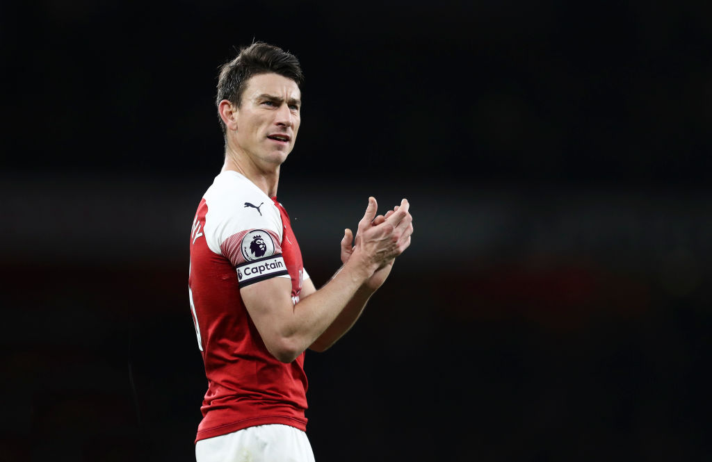 Laurent Koscielny rejects chance to play for Theirry Henry at Monaco