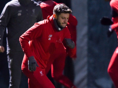Wolves vs Liverpool: Adam Lallana forced to withdraw from squad with injury