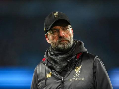 Jurgen Klopp rules out Liverpool signing a new centre-back in January