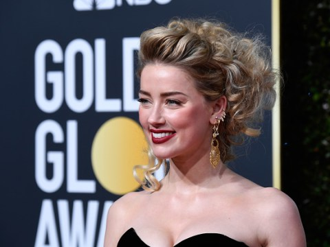 Amber Heard says her religious parents struggled to process her coming out: 'It was just tears'