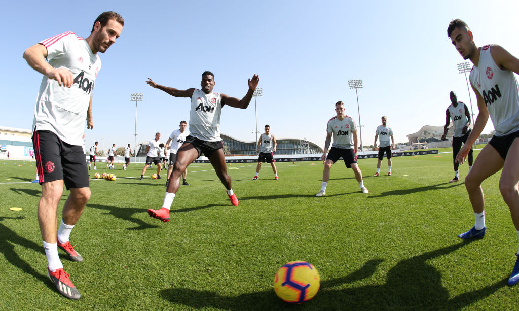 Scott McTominay reveals Manchester United working on beating Liverpool & Arsenal in Dubai