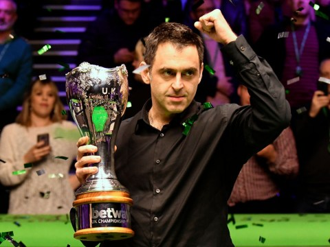 Ronnie O'Sullivan: 'No pro in my era can honestly say that they got the better of me'