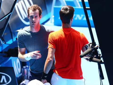 Andy Murray humbled by Novak Djokovic in concerning Australian Open practice match