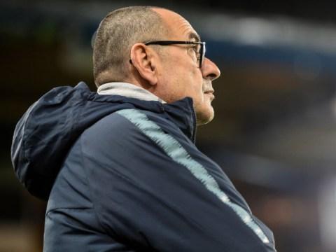 Maurizio Sarri admits Jorginho is struggling and demands Chelsea sign replacement for Fabregas