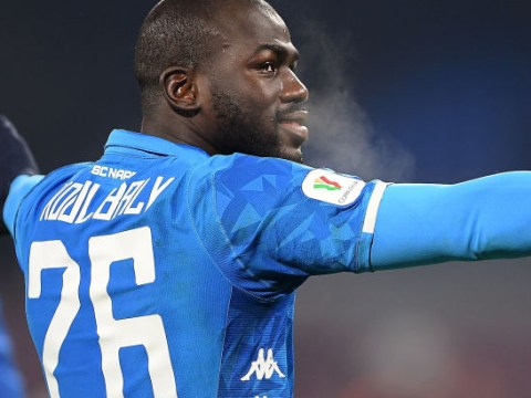 Carlo Ancelotti denies Kalidou Koulibaly wants to leave Italy amid Manchester United transfer links