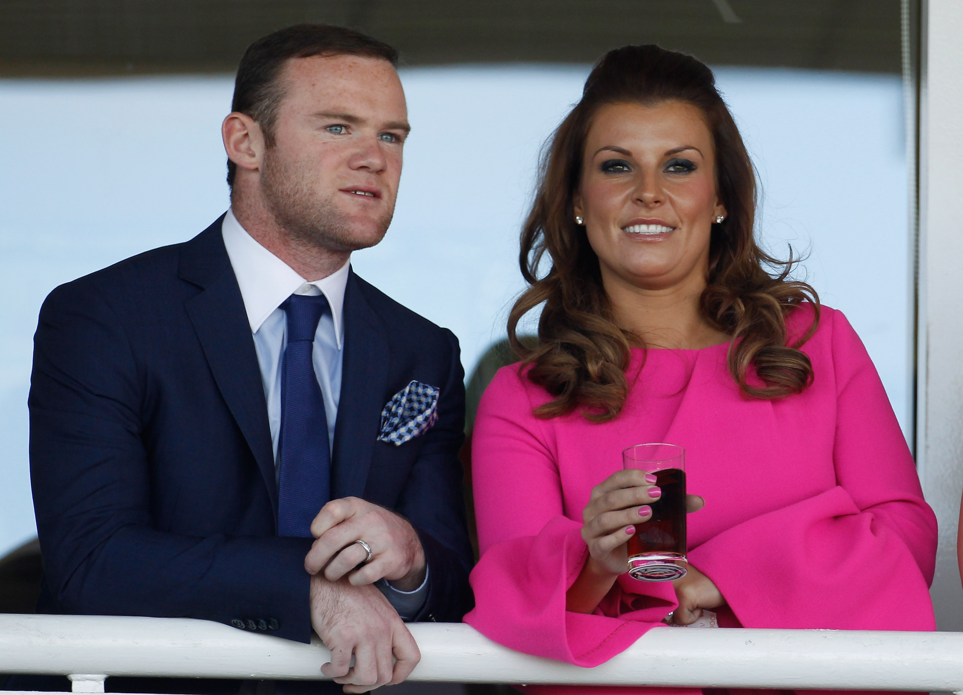 Coleen Rooney ready to 'hit the roof' as Wayne Rooney accepts lift from barmaid after 10-hour bender