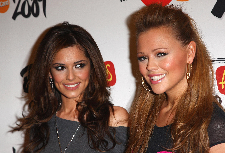 Cheryl once kissed Girls Aloud bandmate Kimberley Walsh on 'drunken night out'