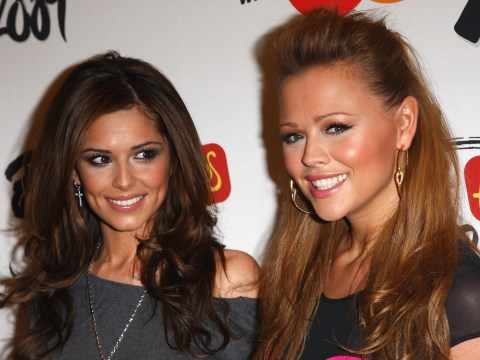 Cheryl once kissed Girls Aloud bandmate Kimberley Walsh on 'drunken night out'