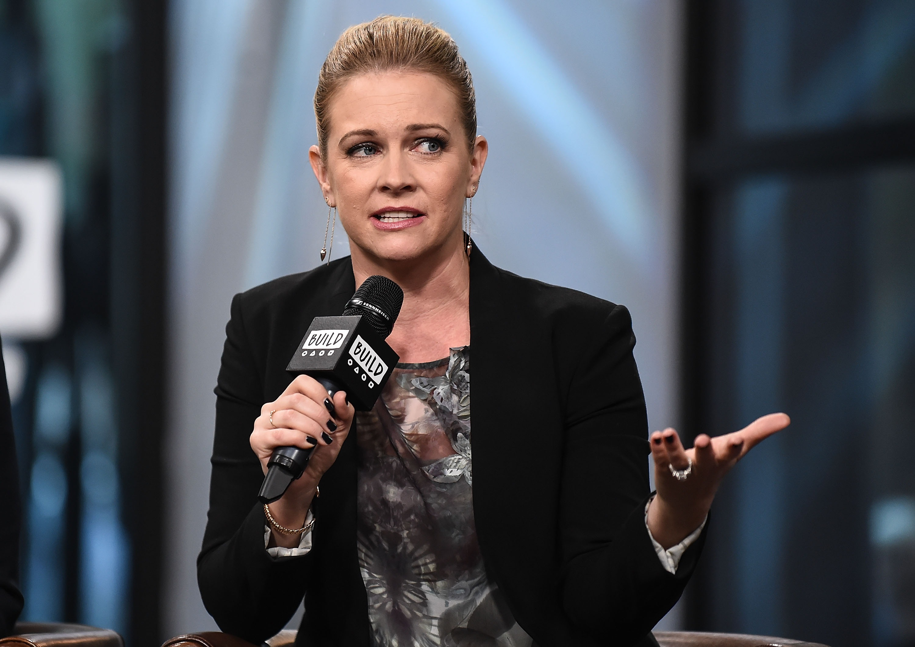 Melissa Joan Hart denies 'anti-Semitic' comments after 'heated discussion' with Jewish mother