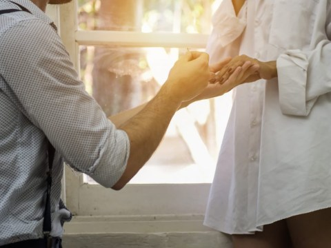 Man proposes to girlfriend when he meant to propose to someone else at work