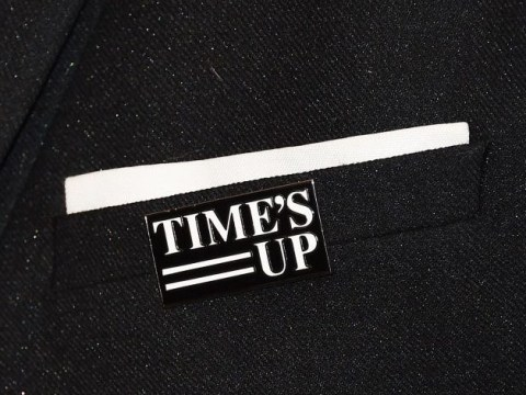 Time's Up to launch special bracelets for Golden Globes 2019: 'We're all tied together'