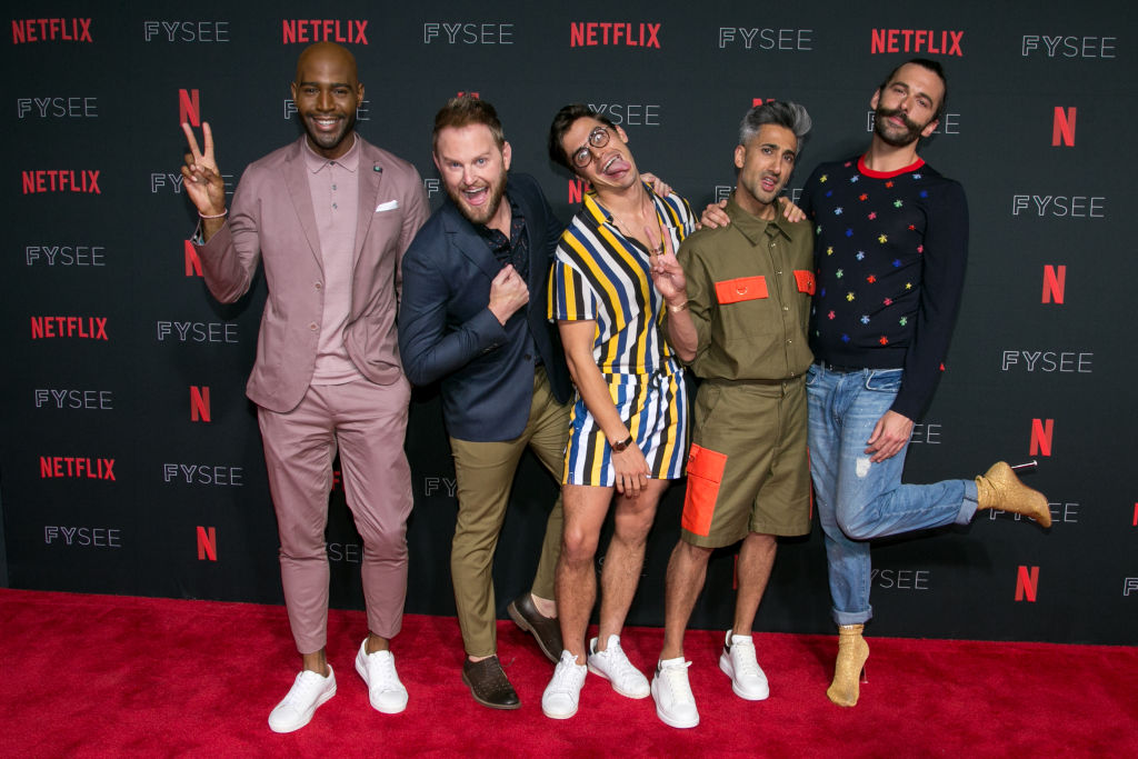 Queer Eye's fab five: All you need to know about Jonathan, Antoni, Bobby, Karamo, and Tan