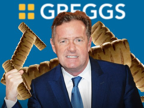 Piers Morgan kicks off at 'PC-ravaged clowns' Greggs over vegan sausage rolls – gets best response