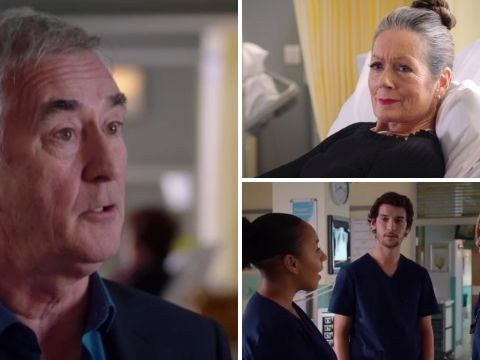 Holby City review with spoilers: Tom Campbell-Gore returns as a doctor – and then a patient