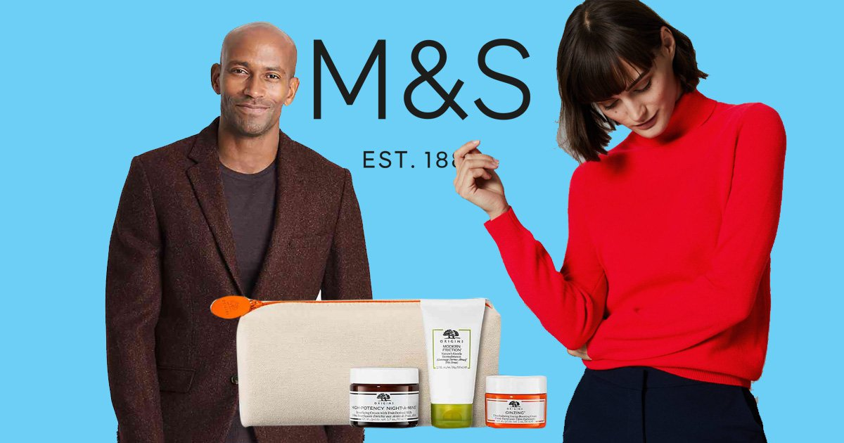 The M&S January sale arrives with all the classic styles you need in 2019