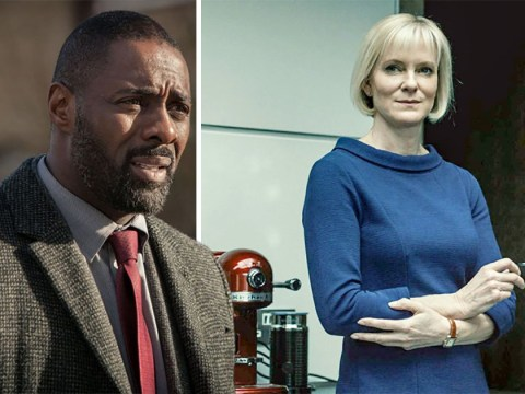 Luther's Idris Elba confirms Hermione Norris really did spit on him in disgusting series 5 scene