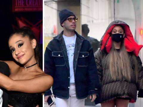 Ariana Grande hangs out with ex-boyfriend Ricky Alveraz after promising to focus on herself