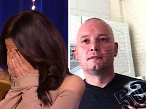 Cheryl absolutely mortified as her dad tells her he'll pose naked for her