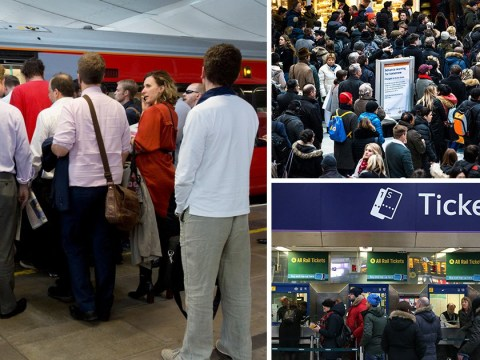 Trains 'will become overcrowded by 200% above capacity in three years'