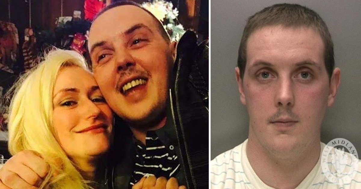 Murdered woman's 'dangerous' ex-boyfriend hunted by police over her death