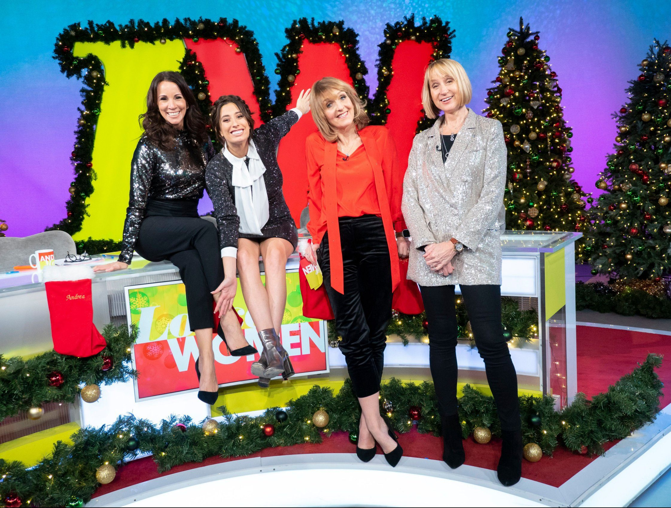 Loose Women to move to evenings as they 'take the show on tour to mark 20th anniversary'
