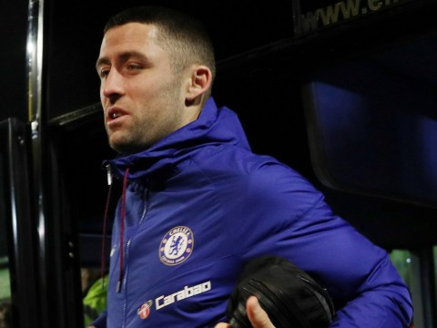 Arsenal dealt transfer blow as Fulham set to land Chelsea defender Gary Cahill