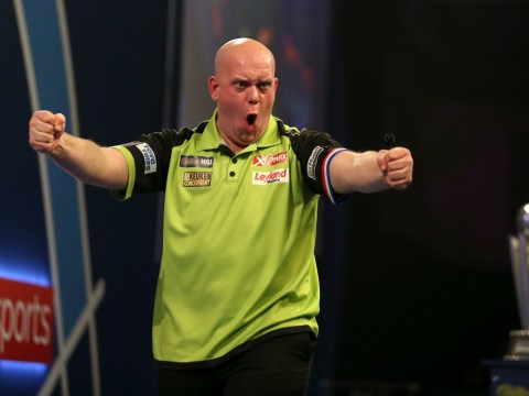 Michael van Gerwen brands Mervyn King a 'disgrace for darts' and 'The King' fires back